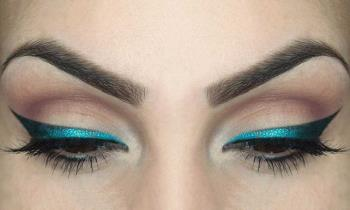 Elegant and simple but effective make-up: Tutorial