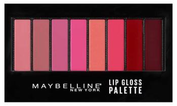 Lip Gloss Palette Maybelline: یک شگفتی!