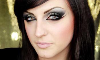 Disco Make Up: Tutoriel de maquillage pour aller danser