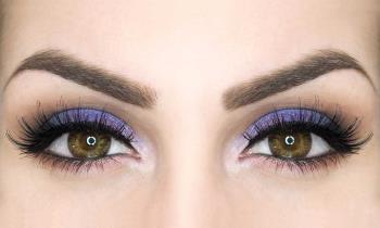 Maquiagem roxa profunda, mas usável: veja como fazer!
