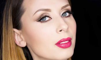 Двойная черная и золотая подводка для глаз: макияж с KIKO