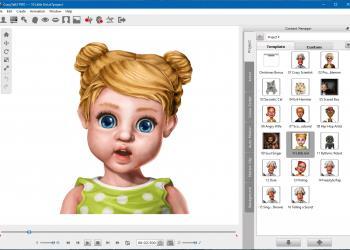 3 El software para hacer películas animadas es el más simple y profesional