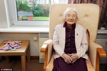 長寿の秘訣は109歳の女性にとって非常に特別なものです