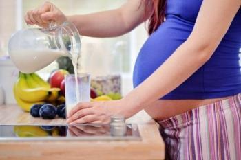 為子宮中美麗而聰明的胎兒吃什麼-懷孕母親的5個黃金秘訣