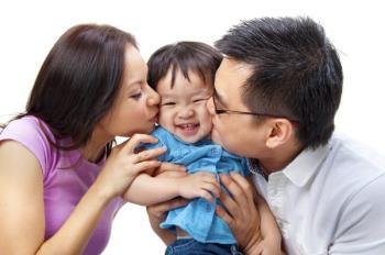 Секреты объятий детей и большие преимущества