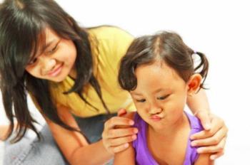 Głównym czynnikiem budującym spokojne uczucia dla dzieci jest mama!