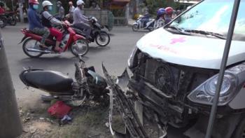 Janin 7 bulan mati kerana beberapa minit di belakang roda pemandu tertidur