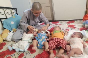 Rumah untuk ibu tunggal yang memerlukan pertolongan