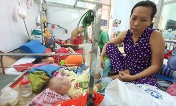 Anak itu didera oleh bapanya - Ibu mengambil wang untuk menyara dan meninggalkan anak di hospital dengan kecacatan 37%