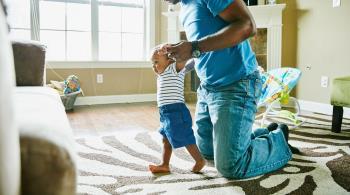 Wohin geht ein Kleinkind und was können Eltern tun, um ihr Kleinkind zu unterstützen?