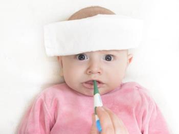 Sollten Mütter heiße und kalte Kompressen für Babys verwenden?