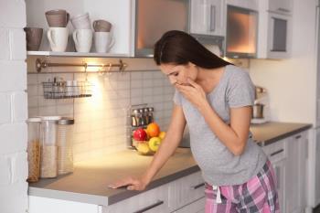 임신의 징후는 임신 기간 동안 발달을 멈췄습니다.