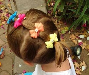 12 peinados lindos, únicos y fáciles de hacer para niñas: ¡se ve genial! ¡Prepara a un niño hermoso para Tet!