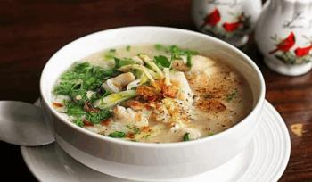 La receta estándar para cocinar papilla de carpa para mujeres embarazadas no tiene pescado, es deliciosa y nutritiva