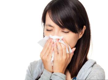 ¿Puedo amamantar cuando mi madre tiene secreción nasal? ¿O debe detenerse por completo?