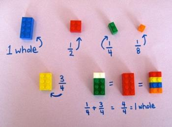 Обучение детей математике с помощью лего помогает им стать исключительно умными