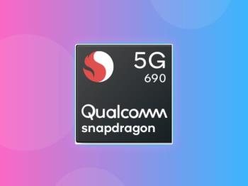 Find out how powerful Snapdragon 690 chip comes from Qualcomm