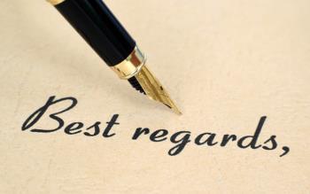 ¿Qué es Saludos cordiales? Cómo utilizar Best Regards de forma eficaz y precisa