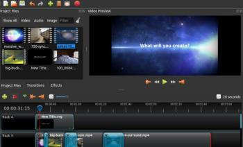 10+ software video editing terbaik, gratis di PC