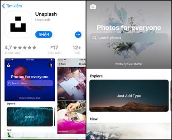 5 bellissime applicazioni per sfondi per dispositivi iOS