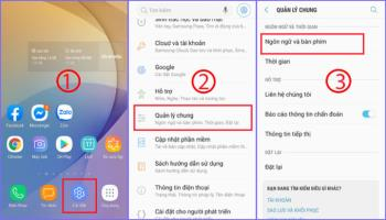 How to install more languages for Android phone keyboard, iPhone