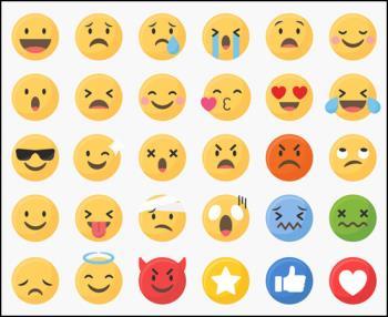 Apa itu Emoji dan Stiker? Cara membuka di iPhone dan menggunakan di Facebook