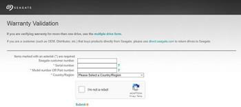 Instruções sobre como verificar a garantia do disco rígido SSD Samsung genuíno