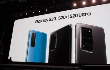 Galaxy Unpacked 2020: Samsung lance 3 modèles Galaxy S20, Galaxy Z Flip