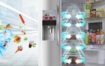 Bir buzdolabında çok yönlü soğutma sistemi nedir? Faydası ne?