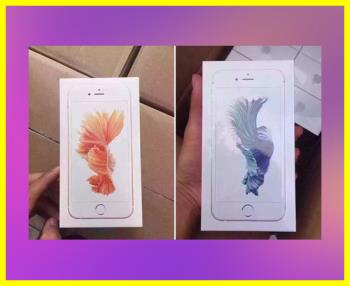 Identify fake iPhone 6s with the naked eye