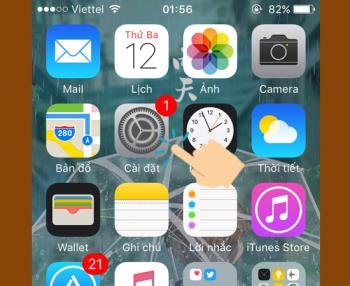 Guide to lock most effective applications on iPhone, iPad