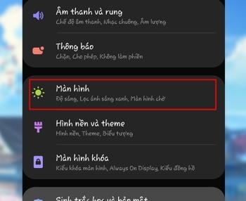 2 pasos para desactivar el brillo automático en Samsung Galaxy Note 10