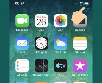 Cara melihat persentase baterai di iPhone X tercepat