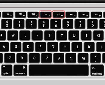 MacBook klavye ışığını açmanın en hızlı yolu 2019