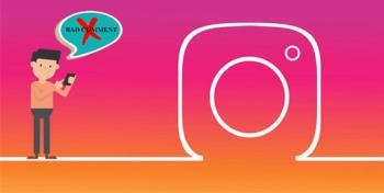 Başkalarının Instagramda yorum yapmasını engelleme