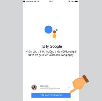 Siri kullanarak iPhoneda Google Assistant nasıl etkinleştirilir