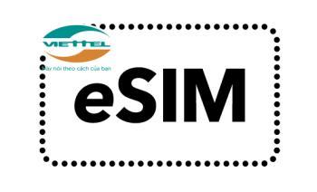 İPhone of Viettel ağında eSIM kullanma talimatları