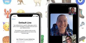 How to update to version iOS 12 to support Group Facetime for iPhone