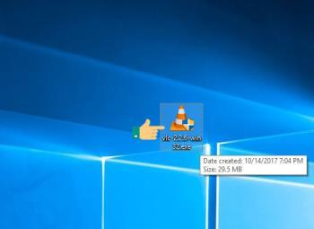 Instrucțiuni pentru înregistrarea ecranului computerului cu software-ul VLC