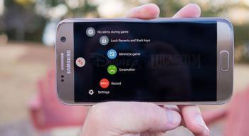 Arahan untuk menggunakan mod permainan pada Samsung