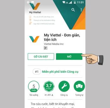 Orijinal bir Viettel SIM kartını çevrimiçi olarak kaydetme talimatları