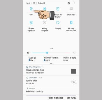 Cara mencari peranti pada Samsung Galaxy Note FE