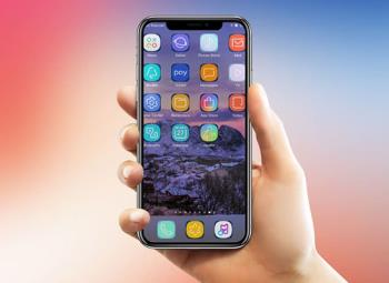 Guia para mudar a interface do iPhone extremamente bonita sem Jailbreak