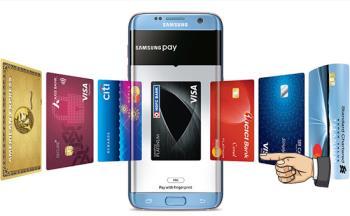 هل استخدام Samsung Pay آمن؟