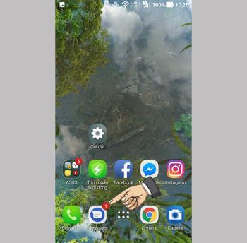 So blockieren Sie Nachrichten auf dem Asus Zenfone 4 Max Pro