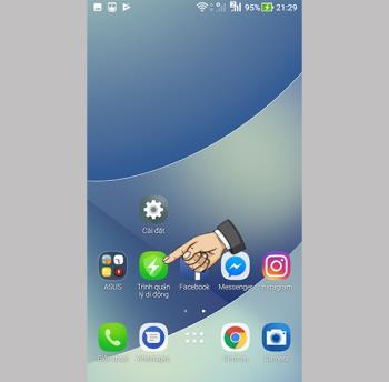 Asus Zenfone 4 Max Pro Uygulama Bildirim Yönetimini Özelleştirin