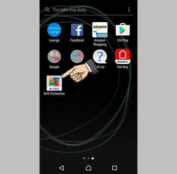 Verwenden der Anti-Diebstahl-Funktion auf dem Sony Xperia L1