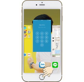 Deaktivieren Sie Hintergrund-Apps auf dem iPhone 6s
