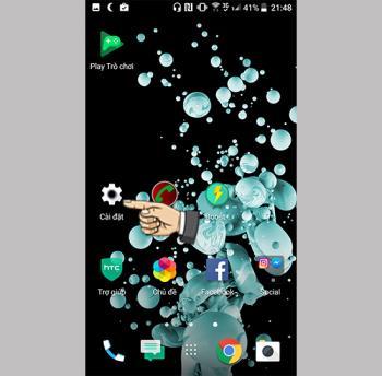 HTC 10 EVOda arayüz temasını düzenleyin