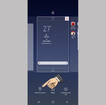 قم بتغيير خلفية الشاشة الحية على Samsung Galaxy S8